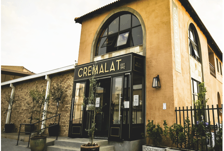cremalat our story
